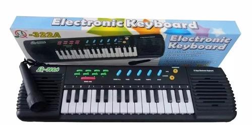 piano teclado brinquedo