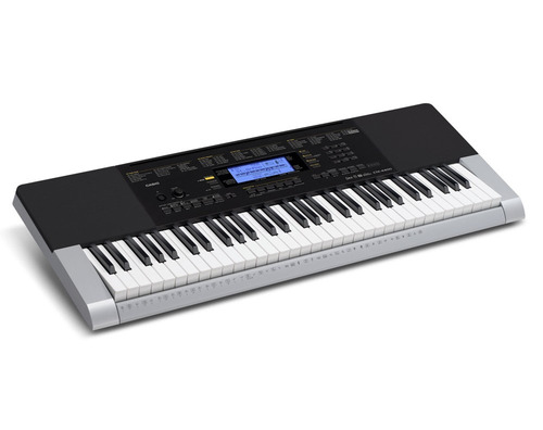 piano teclado casio 5 octavas profesional