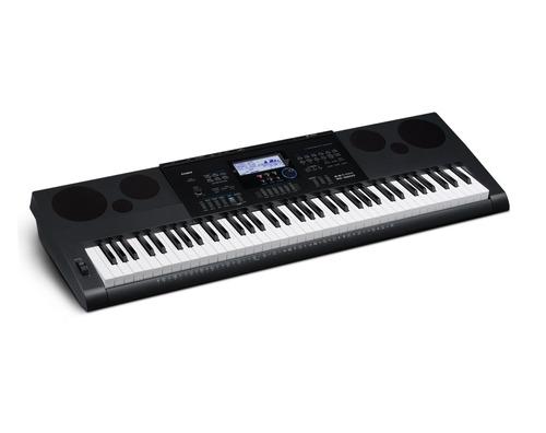 piano teclado casio 6 octavas wk6600 profesional 76 notas