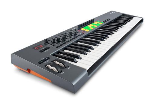 piano teclado novation