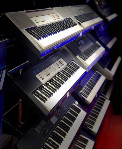 piano teclados varios modelos desde