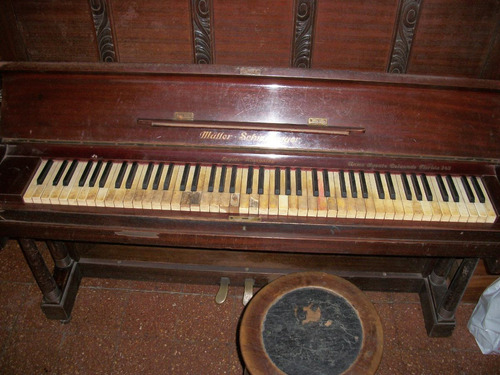 piano     vertical     aleman