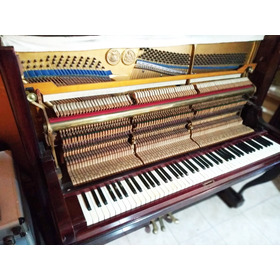 Piano Vertical Julius Feurich 88 Tonos