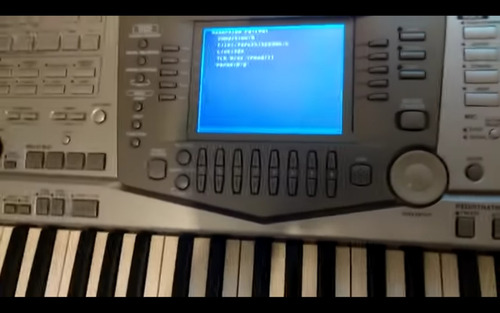 piano yamaha psr 2100 no inicia solucionado david (luthier)
