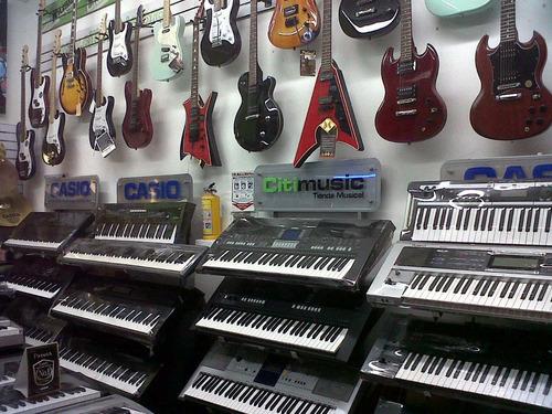 piano yamaha teclado