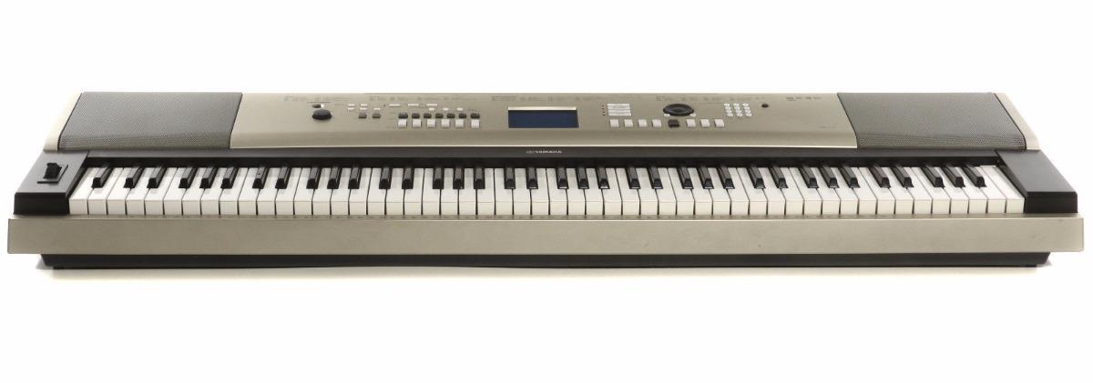 Piano yamaha ypg 535 usb 88 teclas midi 10 en for Yamaha 535 piano