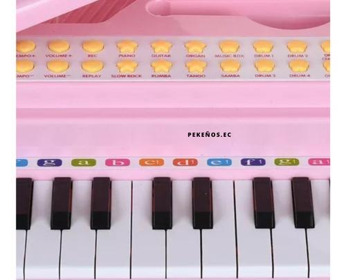 pianos musicales para niñas