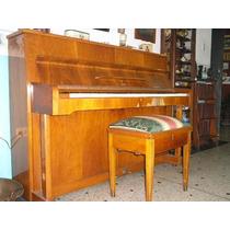 Piano Vertical Sauter Aleman De 1957 Serie 17429
