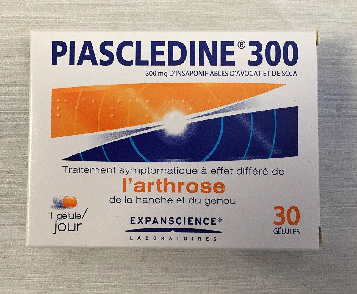 Piascledine Capsules 30 Capsules - Clicks