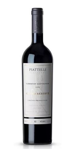 piattelli gran reserva cabernet sauvignon - mendoza - 2013