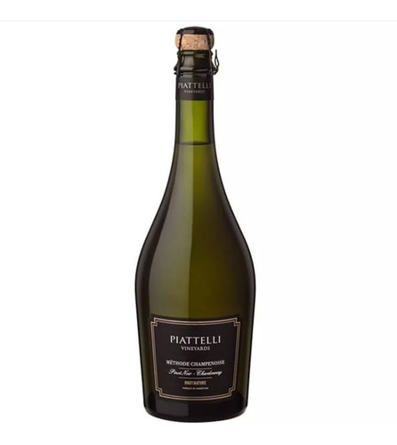 piattelli vineyards - brut nature - champagne - champenoise