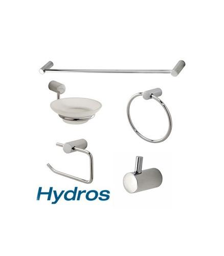 piazza hydros zen set  5 piezas de accesorios baño