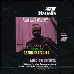 piazzolla astor edicion critica: musica popular cd nuevo