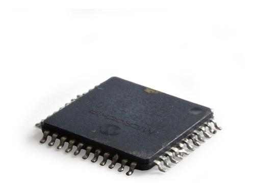 pic  16f917 montaje superficial microcontrolador  microchip