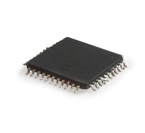 pic microchip 16f917 montaje superficial microcontrolador