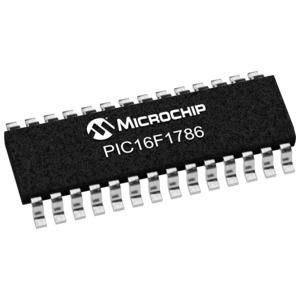 pic16f1786 microcontrolador de la microchip tipo soic
