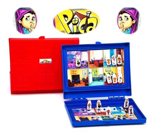pica juego de mesa didactico jugando a la escondida top toys