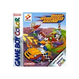 Pica Pau Racing  Game Boy Collor / Advanced / Sp Original