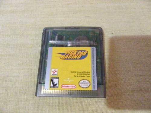 pica pau racing  game boy collor / advanced / sp original