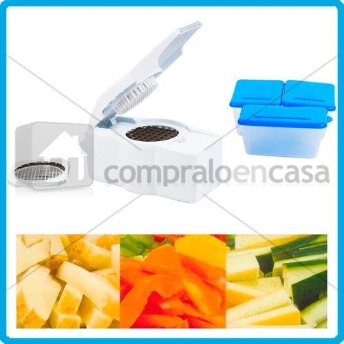 pica todo bonzai chooper ayudante cocina pica verduras fruta