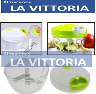 pica todo verduras y frutas