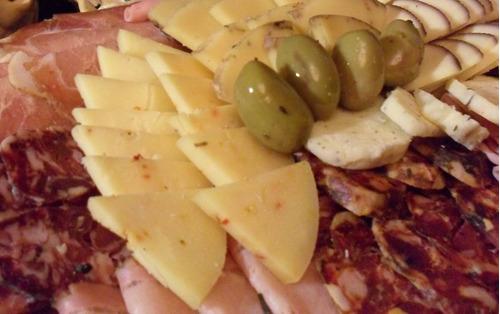 picada artesanal grande fiambres-quesos domicilio delivery