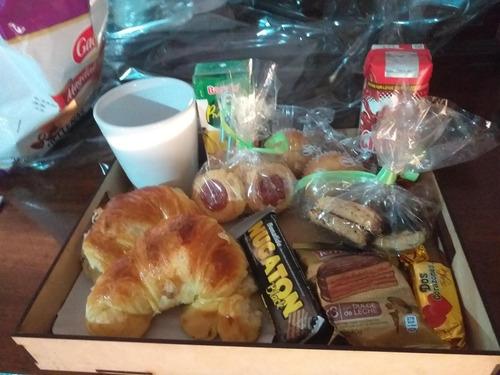 picadas y desayunos