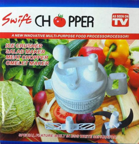 picador cortador secador verduras frutas multiuso chopper