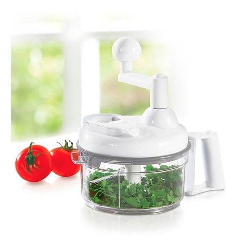 picador cortador y secador de verduras