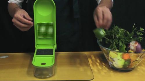 picador de cebola, legumes e alho progressive full