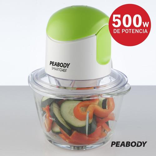 picador electrico doble cuchilla mixer peabody pe-cp850