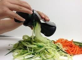 picador frutas verduras fideos spirelli/bazarjameslapintana