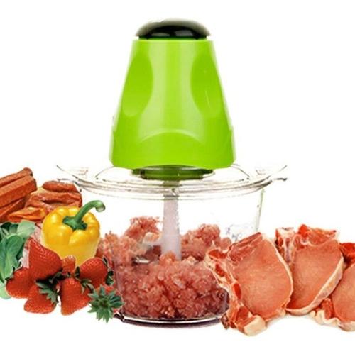 picador moledor eléctrico de carnes y verduras + garantía
