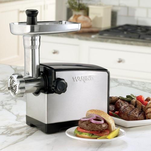 picador procesador de carne waring pro mg105fr envio gratis