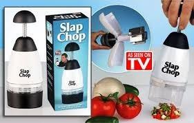 picador slap chop multiusos para ensaladas en tu cocina