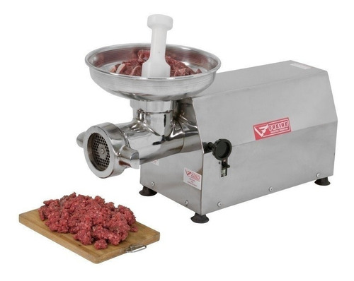picadora de carne electrica freire m32 industrial
