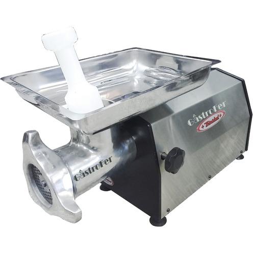 picadora de carne industrial trinidad modelo 32 acero inox