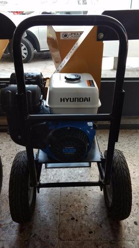 picadora de forraje tlahuapan, motor hyundai 9.3 y 13.1