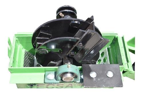 picadora desintegradora de forraje tecsa 1800 sin motor