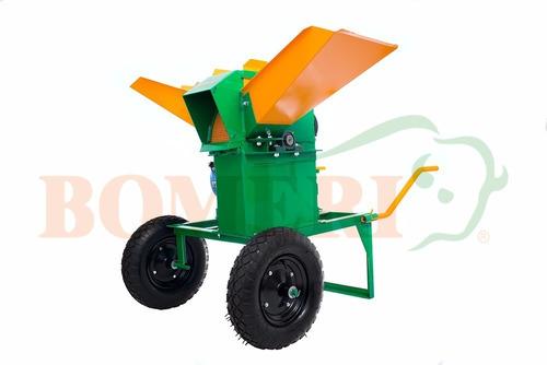 picadora forraje para verdes/seco /grano 13.1 h.p.  uso rudo