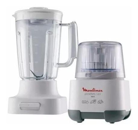 picadora moulinex 123 moulinex ad6021ar + jarra licuadora