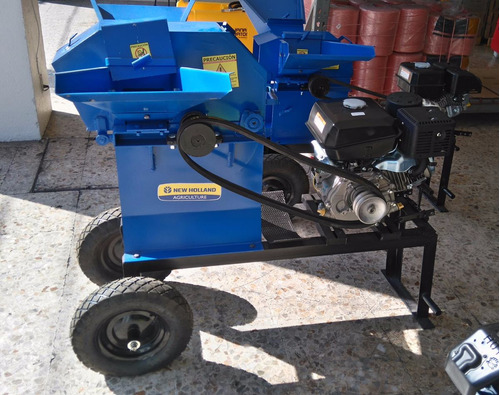 picadora new holland st-3000 de 9.5 hp