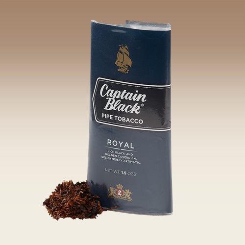 picadura de tabaco captain black royal 42.5 gr