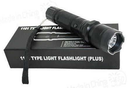 picana  eléctrica linterna disuasiva de múltiple descargas
