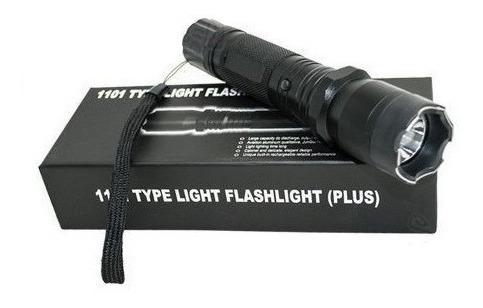 picana  eléctrica linterna disuasiva de múltiples descargas