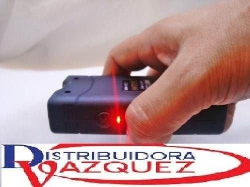 picana linterna con choque electrico para defensa persona