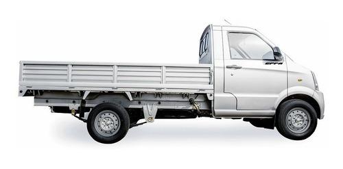 picape v21 cabine simples, 1.3 gasol, completa c/carroceria