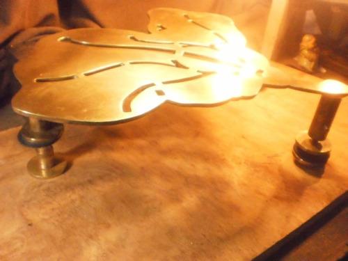 picaporte para puerta de bronce blindex