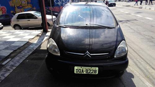 picasso 2005 exuclusive automatica r$ 11500 completa nova