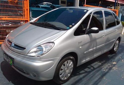 picasso exclusive 2.0 16v aut.2006 prata  custo benefício